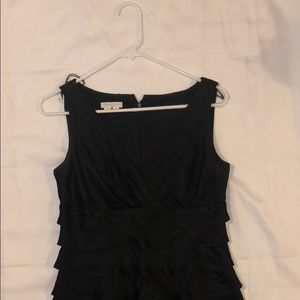 Black Midi London Times dress